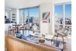 High End 1 Bedroom Apartment with Floor-To-Ceiling Windows and Modern Design In Downtown Brooklyn!