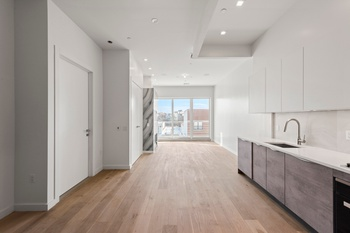 Brand New Three Bedroom Apartment with Two Balconies Next To McCarren Park